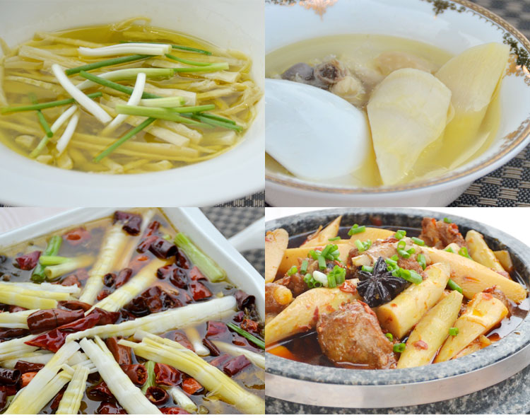 竹笋休闲食品